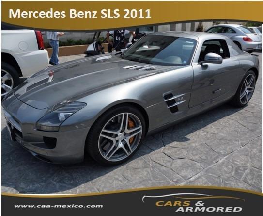Mercedes Benz Sls Amg Alas De Gaviota 2011