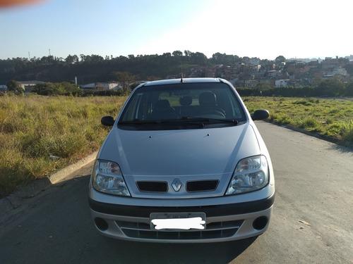 Imagem 1 de 6 de Renault Scenic 2008 1.6 16v Authentique Hi-flex 5p