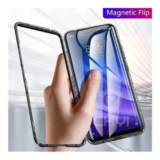 Capa Case Xiaomi Mi 8 Mi 9 Magnética Case Xiaomi Glass