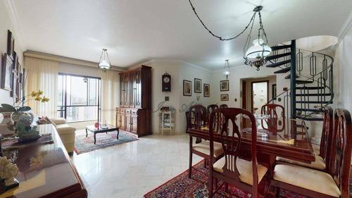 Imagem 1 de 30 de Cobertura Com 3 Dormitórios À Venda, 285 M² Por R$ 2.200.000,00 - Vila Pompeia - São Paulo/sp - Co1300