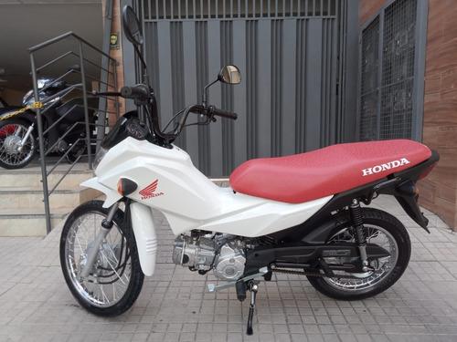 Imagem 1 de 4 de Honda Pop 110i 2021