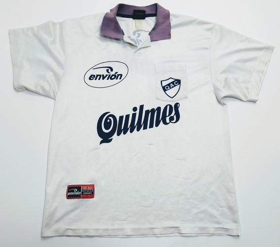 Camiseta Quilmes Atlético Club Envion Talle L