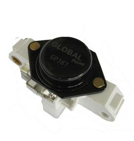 Regulador Para Voltagem Intech Machine Gp387 1 Peça Branco