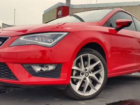 Seat Leon Fr 1.8t Coupe Aut Dsg 3pts Full Equipo