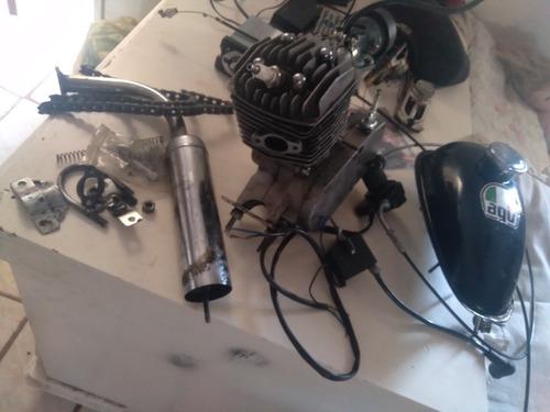 Imagem 1 de 4 de Kit Motor Motorizada