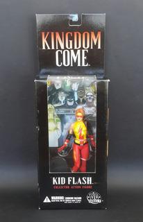 Kid Flash - Kingdom Come - Alex Ross - Dc Direct - Germanes