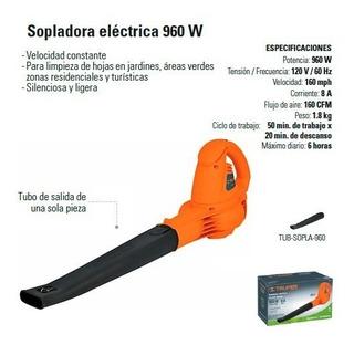 Sopladora Electrica 960w Truper 18145