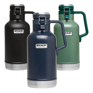 Termo Stanley Acero Growler 1,9lts Original 24hs Colores