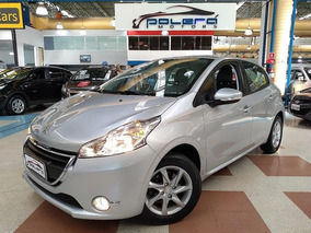 Peugeot 208 Active Pack 1.5 Flex 2015 Impecável!