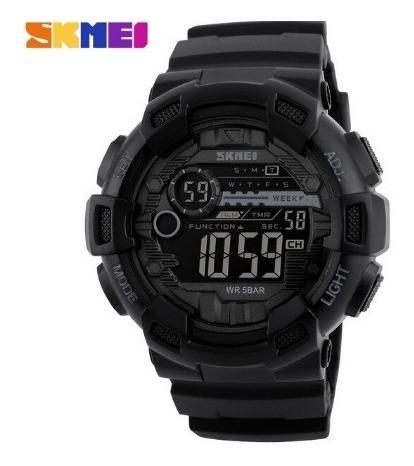Relógio Masculino Esportivo Militar Shock Digital + Frete