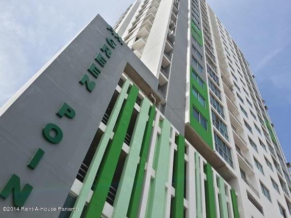 Apartamento En Alquiler En Carrasquilla 20-2268emb