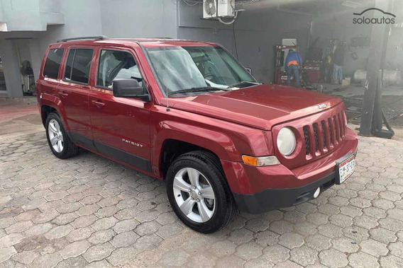 Jeep Patriot Base Aa Abs Ba 4x2 Cvt 2012