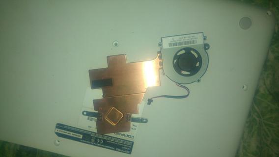 Cooler Dissipador De Calor Notbook Compaq Cq360