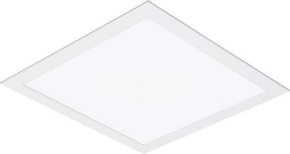Kit 5 Plafons De Embutir Vr Lux 26x26 Quadrados Rt0360