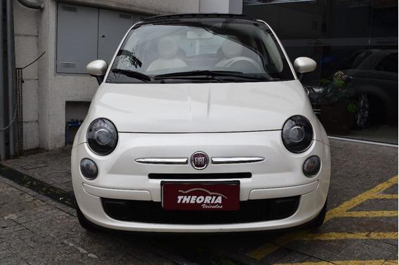 Fiat 500 1.4 2012 Cult