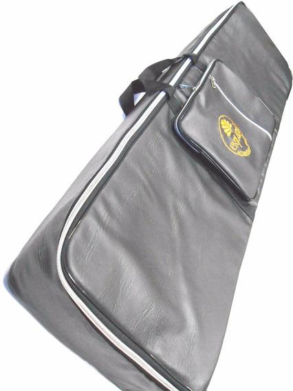 Capa P/ Piano Digital 7/8 Semi-case Bag C/manta Térmica Top