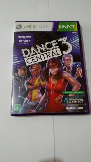 Dance Central 3 Original Usado Mídia Física