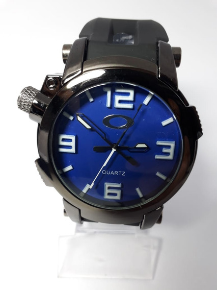 Relógio Oakley Holeshot Masculino + Caixa Personalizada