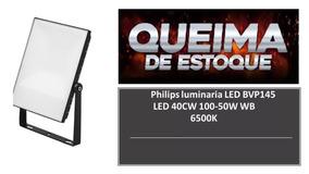 Kit 07 Refletor Led 50w 6500m Ip65 Biv Philips