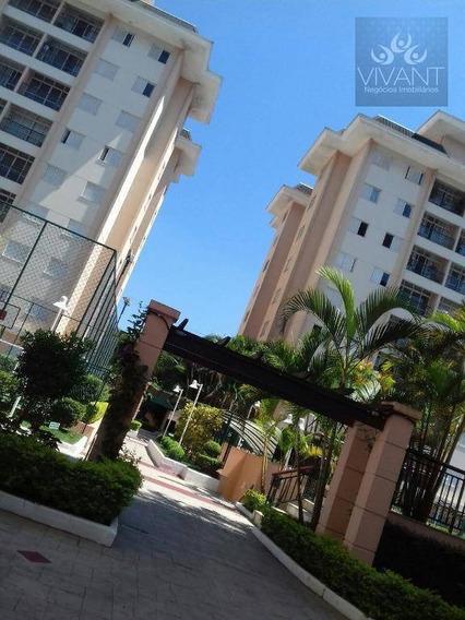 Apartamento Residencial À Venda, Parque Suzano, Suzano. - Ap0194