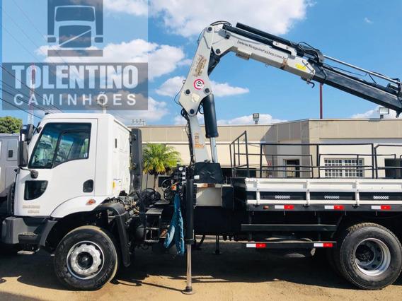 Tolentino Caminhao Ford Cargo 2629 2013 Munck Guindaste