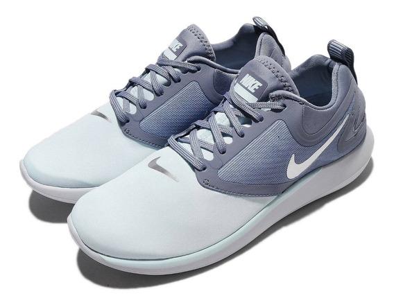 Zapatillas Nike Lunarsolo Mujer Agua