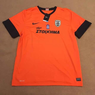 Camisa Paok Third 2013/14 - Katsoursnis - Nike