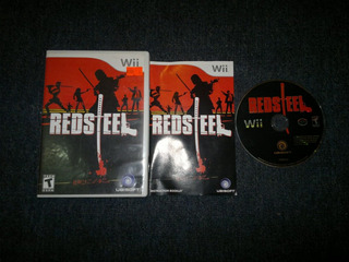 Red Steel Completo Nintendo Wii,excelente Titulo,checalo