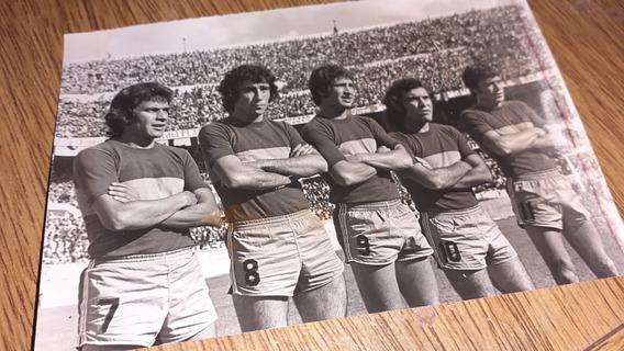 Fotografías De Prensa Boca Juniors 1974