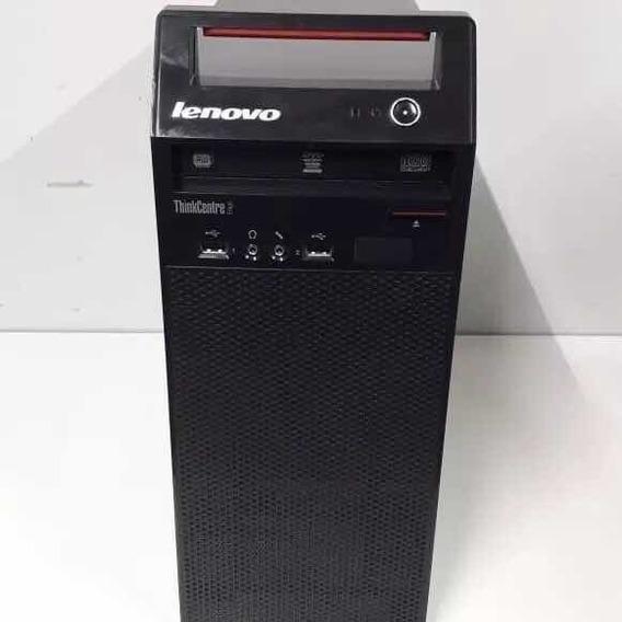 Desktop Computador Lenovo Edge72 I3 4gb Ram Hd 250gb