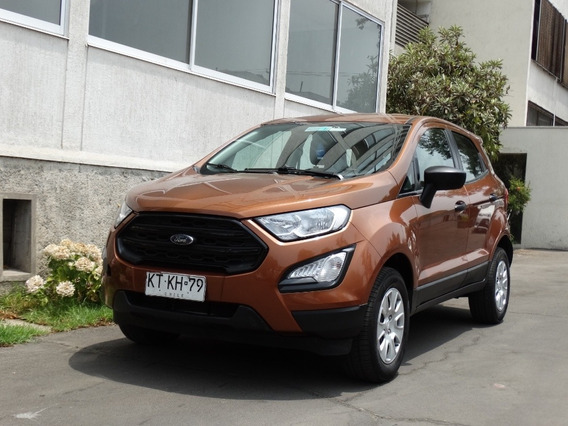 Ford Ecosport 2019 Perfecto Estado