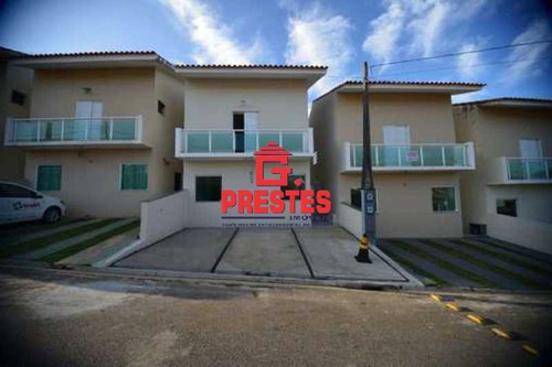 Casa Em Condomínio-à Venda-wanel Ville-sorocaba - Stcn30054