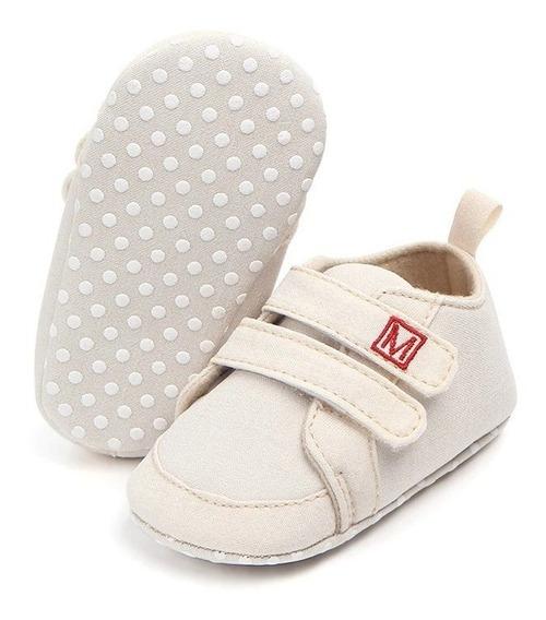 Zapato Zapatito Para Bebé Niño Niña, Casual Varios Colores