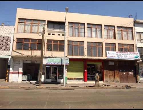 Cev9779, Naucalpan Centro, Edifico En Venta