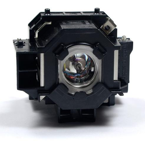 Lampara Proyector Epson S5 X5 W5 S52 X52 S6 X6 X6lu W6 S62 S6lu Tw420 Ex50 260d 77c 78 Ex21 Ex30 Ex50 - Elplp41