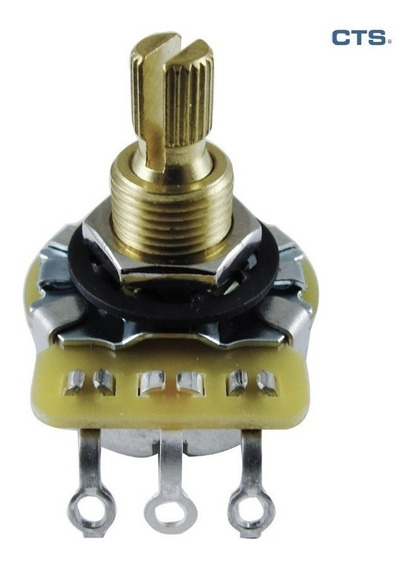 Potenciômetro Cts (eixo Médio/base Grande) B500k