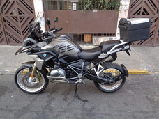 Bmw 1200gs Adventure Exclusive 2017 Practicamente Nueva