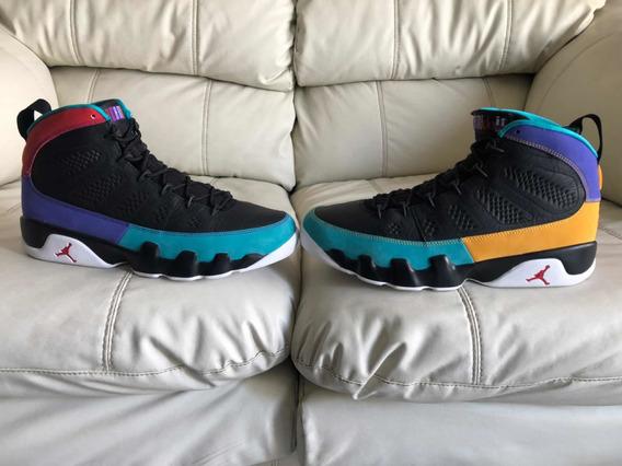 Tenis Air Jordan Retro 9dream Just Do It Del 29mx