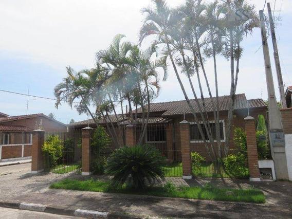 Casa Residencial À Venda, Indaiá, Caraguatatuba. - Ca0463