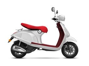Moto Scooter Vintage Retro Zanella Exclusive Prima 150 0km