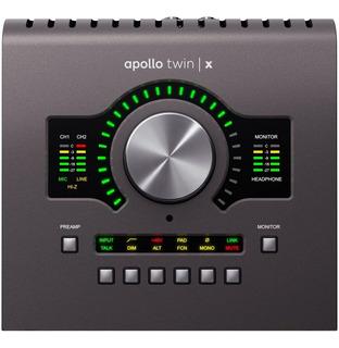 Universal Audio Apollo Twin X Duo Thunderbolt 3