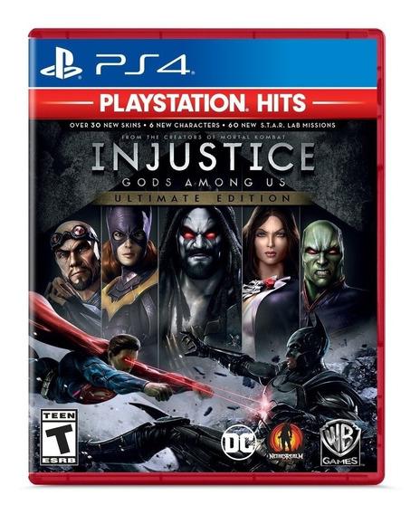 Injustice Ps4 Ultimate Edition Português Luta Batman
