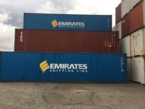 Contenedores Maritimos Container 40 Pies Nacionalizado Chaco