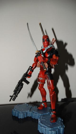 Marvel Legends - Deadpool Hasbro. Completo.