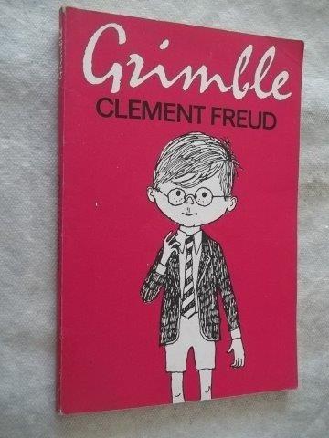 * Livro - Clement Freud - Grimble - Infanto-juvenil