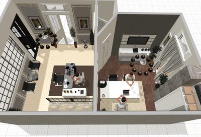 Diseñadora De Interiores Online-comercial -oficinas-showroom