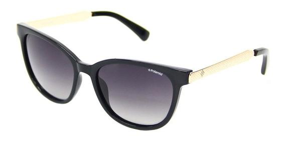 Óculos De Sol Polaroid 5015 Polarizado Gatinho