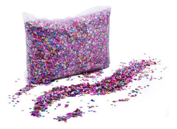 10 Bolsas De Confeti Por 249 Pesos