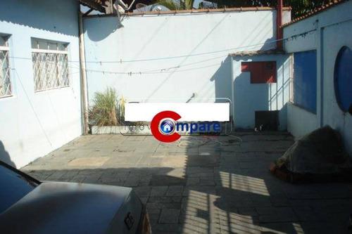Casa Residencial À Venda, Gopoúva, Guarulhos - Ca0714. - Ca0714