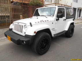 Jeep Wrangler Sport Legend